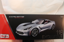 Chevrolet Corvette Stingray 2014 Z51